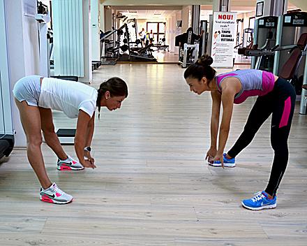 Exercitiu spate aplecare 3