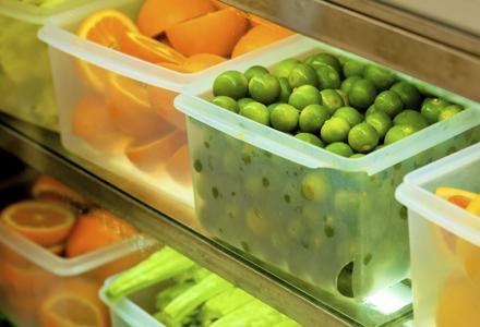 depozitare fructe