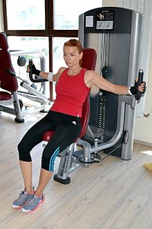 exercitii sala fitness pentru femei