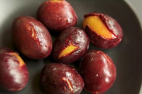 mancare de prune uscte