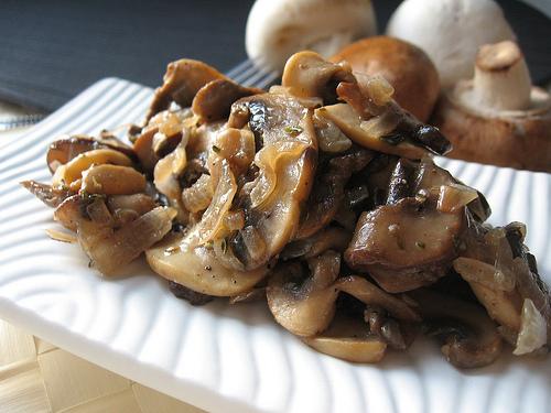 Friptura cu ciuperci