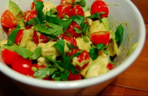 Salata de legume