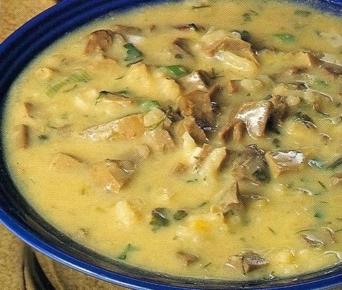 Supa greceasca