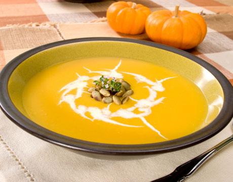 Supa dovleac