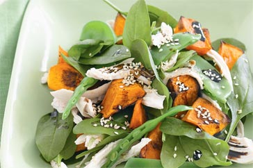 Salata dovlecei