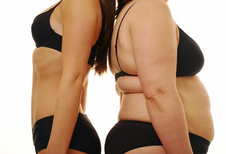 Poza obezitate normalitate