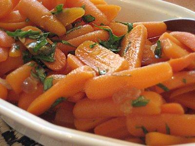 Mancare de morcovi
