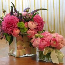 poza aranjament floral