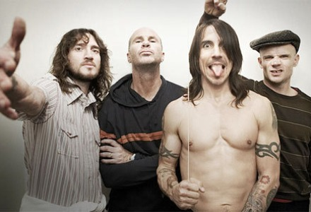 poza red hot chili peppers