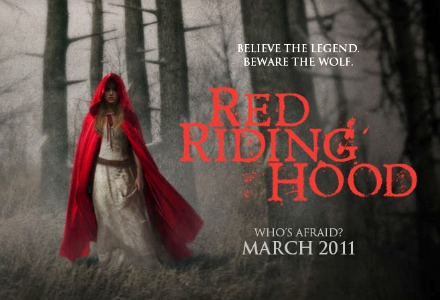 poza red riding hood 2011