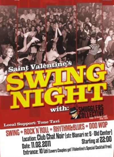 poza swing night