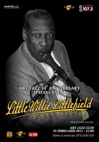 afis concert little willie littlefield