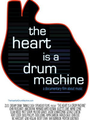 afis the heart is a drum machine