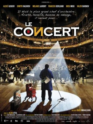 afis concertul