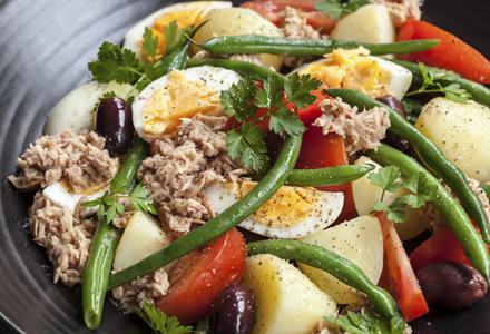 Salate pentru slabit retete