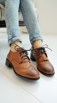 pantofi oxford 2015