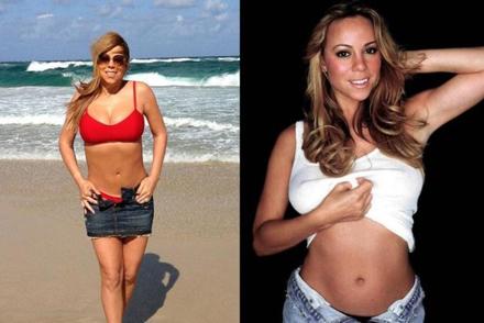 Mariah Carey a slăbit 13 kilograme, dar are de unde. Cum arată artista în prezent