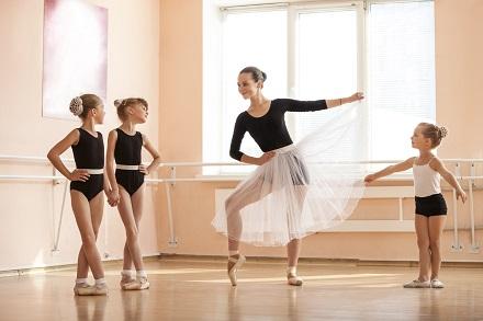 pot să pierd greutatea cu balet