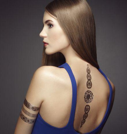 tatuaj temporar bijuterie