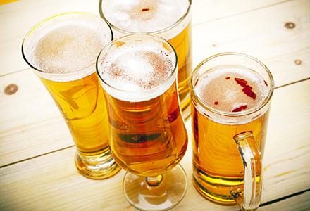 Limpezire par cu bere