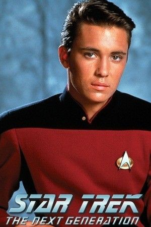 Wesley Crusher din serialul Star Trek