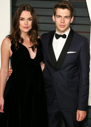 Keira Knightley si James Righton