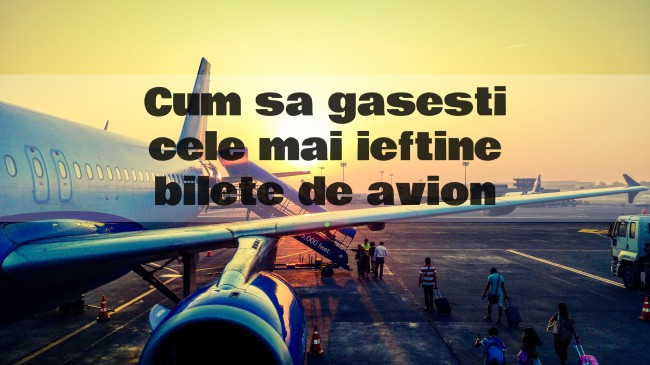 Oameni care se imbarca in avion