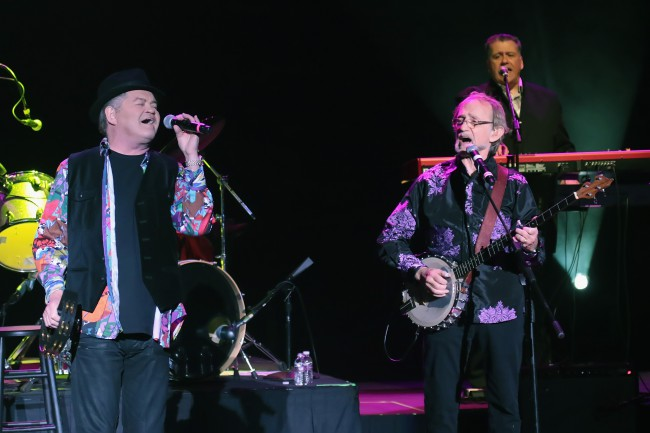 The Monkees in concert, 2016