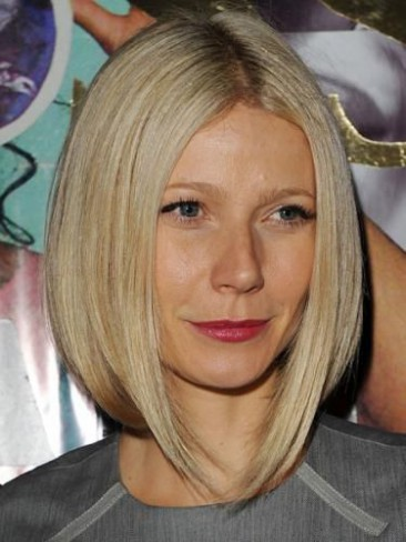 Gwyneth Paltrow bob carre