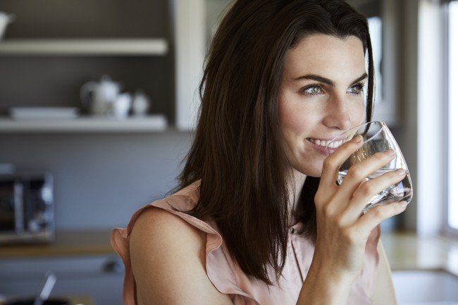 De ce e importanta apa pentru slabire