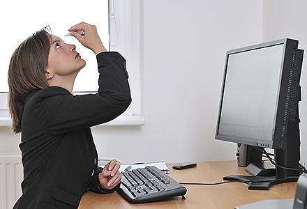 Mă dor ochii la calculator: cauze și posibile remedii.