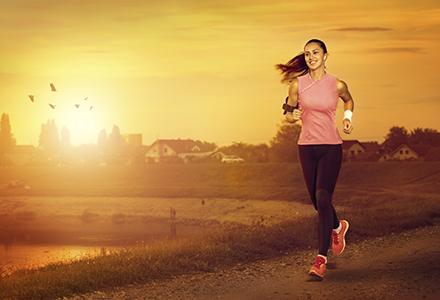 Reguli pentru a slabi frumos atunci cand alergi, Care sunt beneficiile alergatului?