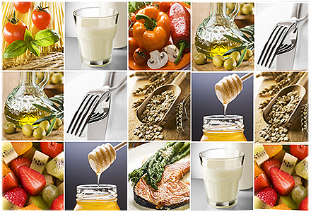 Dieta cu legume si fructe