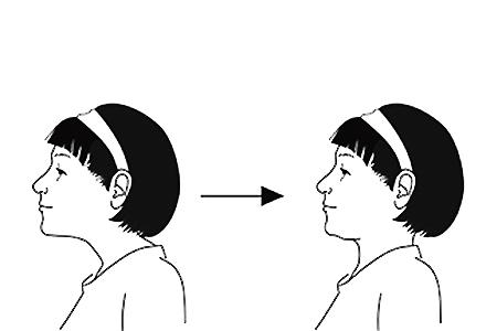 exercitiu pentru zona cervicala