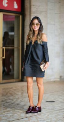 pantofi de primavara rochie