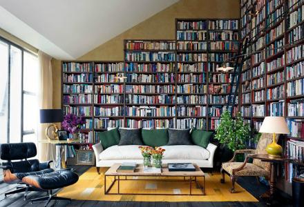 Biblioteca Living 2015