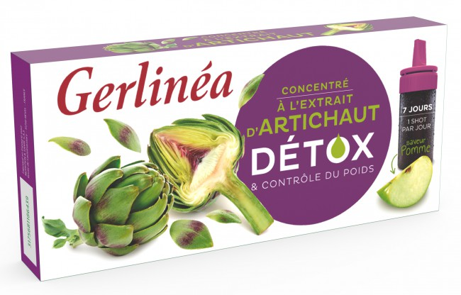 gerlinea shot detox anghinare
