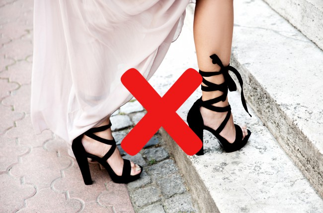 glezna sandale de slăbire)