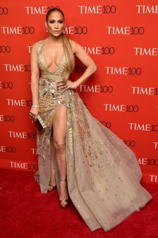 The Time 100 J Lo