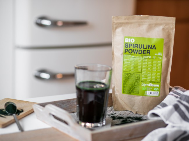 superalimente spirulina supliment natural