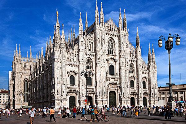 orase din Italia Milano