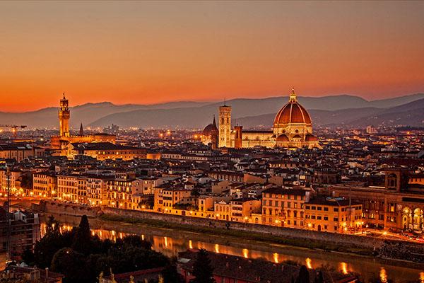 orase din Italia Florenta