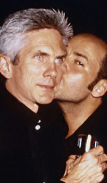 Tom Ford s-a casatorit   Tom Ford si Richard Buckley  Alexander