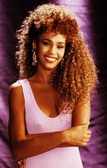 Whitney Houston tanara