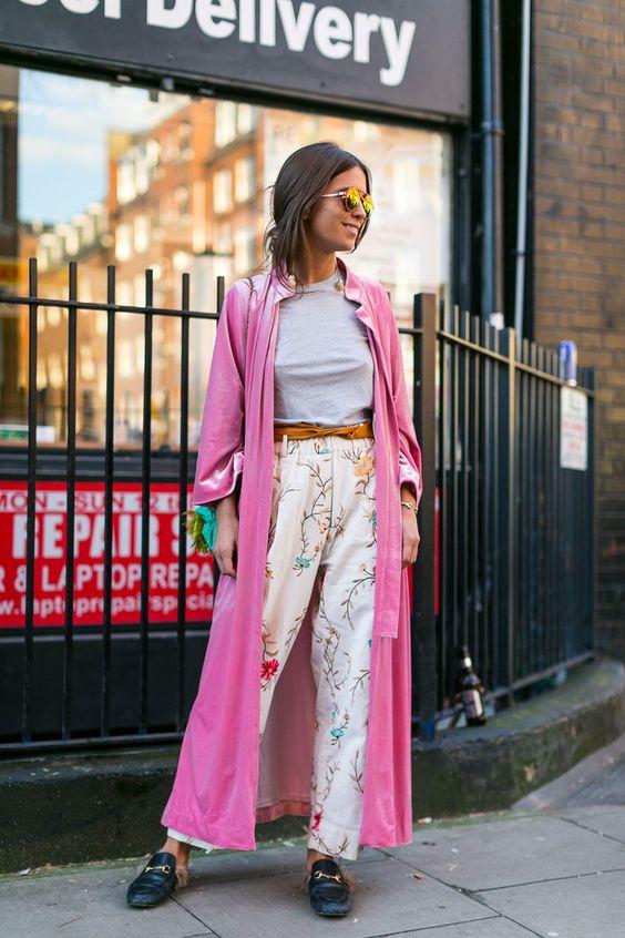 kimono roz