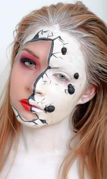 Machiaj De Halloween Halloween Make Up