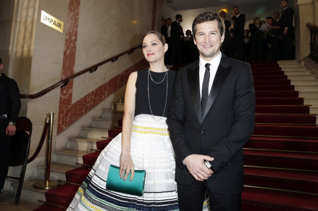 Marion Cotillard si Guillaume Canet