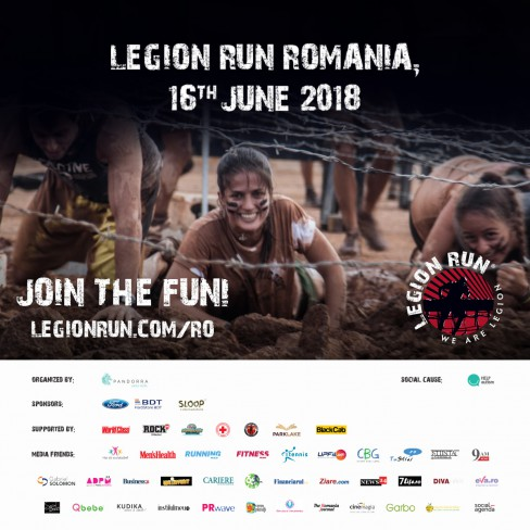 afis legion run