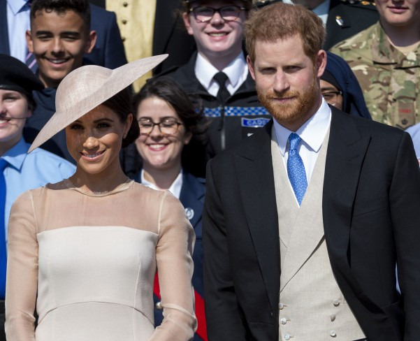 meghan markle si printul harry