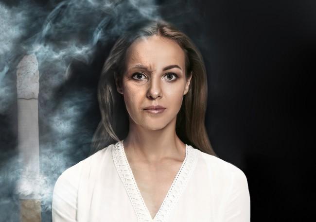 efectul țigărilor asupra vederii Test de vedere VVC